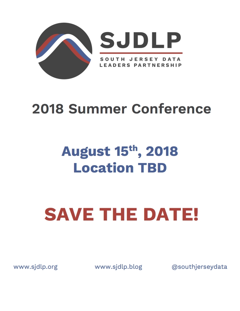 SJDLP 2018 Conference Save the Date