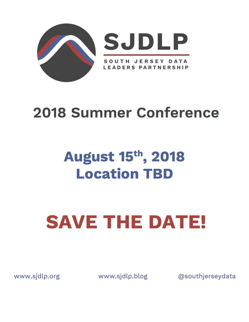 SJDLP 2018 Conference Save the Date